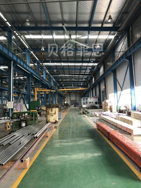 工厂大风扇安装案例美国戴蒙德