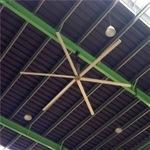 不同工业大吊扇的扇叶有何不同?