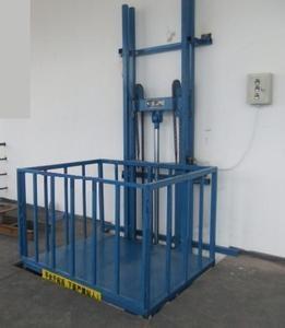 海南液压货梯前期使用故障原因有哪些呢