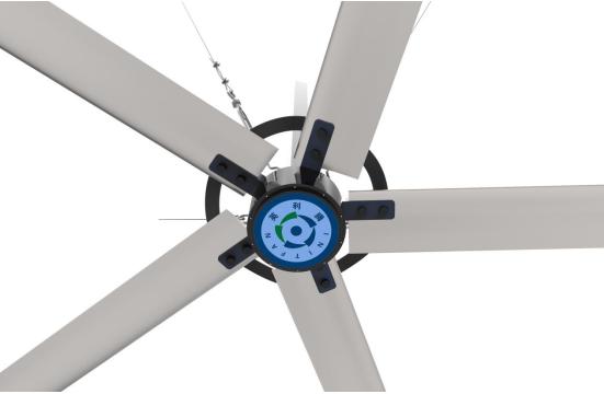 负压风机安装在什么位置为好呢?