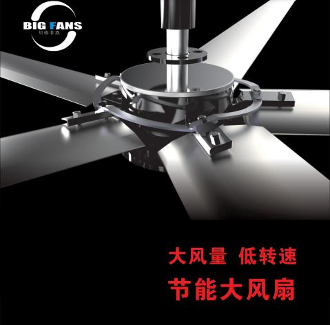 武汉海南工业大风扇节能牌